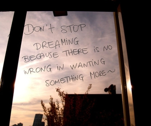 Dream, quote, and dreaming image