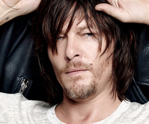norman reedus, the walking dead, and daryl dixon image