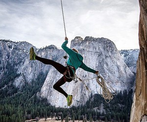 adventure, camping, and climbers image