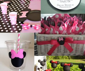 minnie mouse and party image
