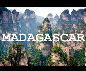 madagascar, travel, and world image