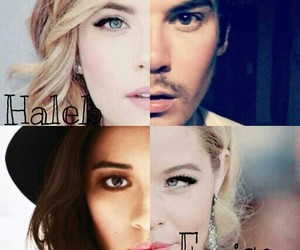 couples, pretty little liars, and pll image