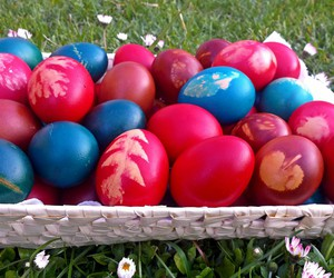 food, happy easter, and nature image