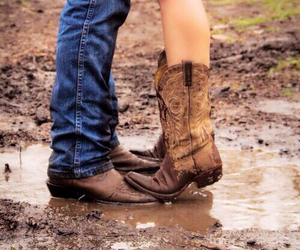 boots, love, and country image