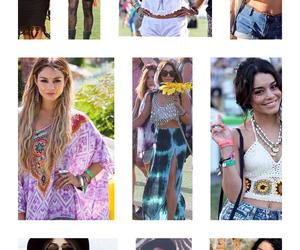 coachella, fashion, and outfits image