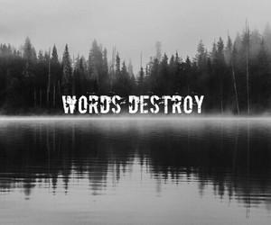 dark, destroy, and grunge image