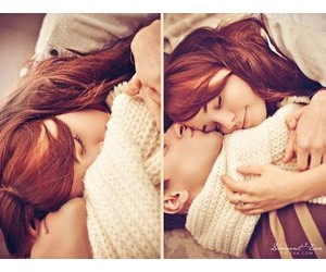 couple and liebe image
