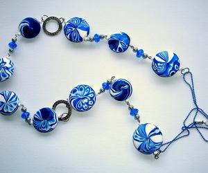 beaded, beads, and bracelet image