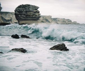 photography, seascape, and water image