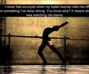 dance, quotes, and motivation image