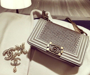 bag, beauty, and chanel image