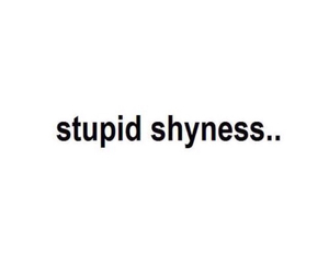 stupid, shyness, and shy image