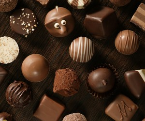 chocolate, food, and candy image