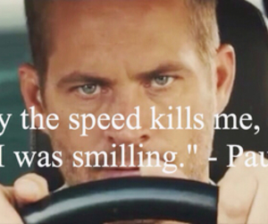 cry, paul walker, and quotes image