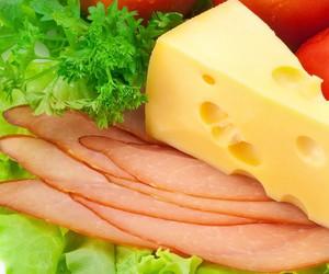 cheese, food, and salad image