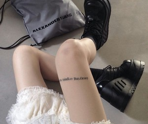 alexander wang, boots, and site model image