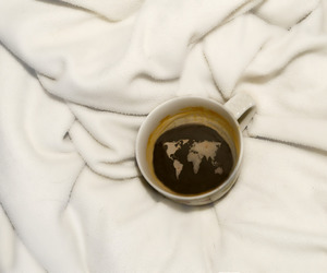 chocolate, coffee, and cream image