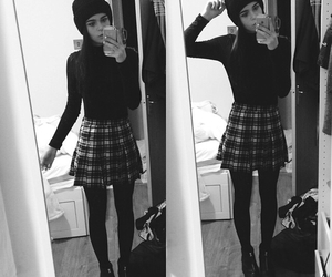 aa, american apparel, and grunge image