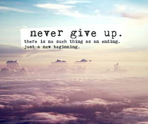 amazing, never give up, and smile image
