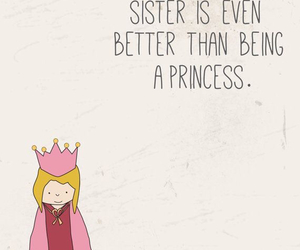 quote, sister, and love image
