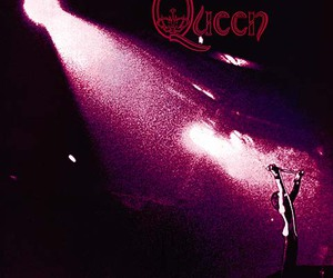 Queen, band, and cover image