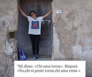 resta, frasi italiane, and chi ama image