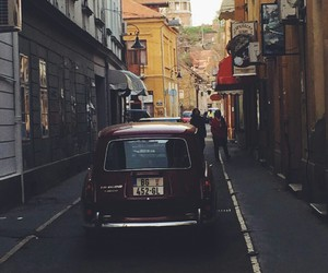beautiful, Belgrade, and car image