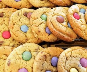 chocolate, colorful, and food image