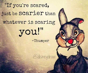 disney, thumper, and quotes image