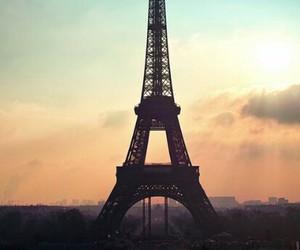 beatiful, paris, and torre image