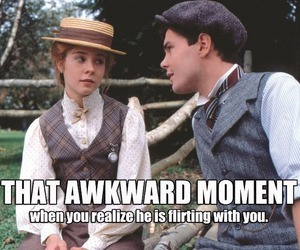 anne of green gables, anne shirley, and gilbert blythe image