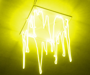 light, grunge, and neon image