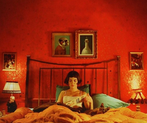 amelie, movie, and poster image