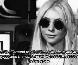 Taylor Momsen, the pretty reckless, and house on a hill image
