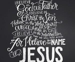god, Hillsong, and jesus image