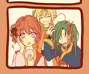 zeno, yona, and jae-ha image