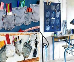 diy, jeans, and ideas image
