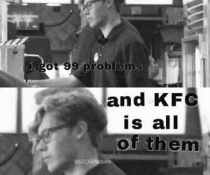funny, KFC, and lol image