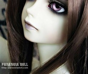 anime, asian, and ball-jointed dolls image