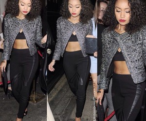little mix, leigh anne pinnock, and beauty image