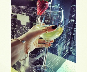champagne, city, and classy image