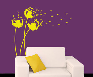 flower, home decor, and sticker image