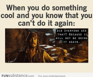 funny, jack sparrow, and cool image