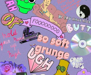 soft grunge image