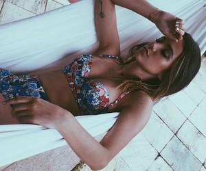beautiful, bikini, and girl image