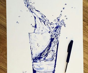 water and art image