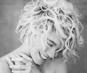Lea Seydoux and blonde image
