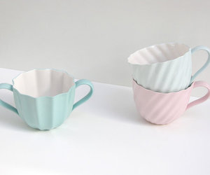 pastel, cups, and pretty image