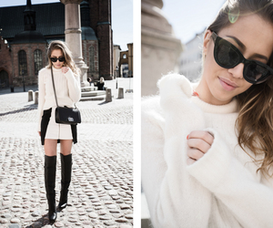 fashion, girl, and kenza zouiten image