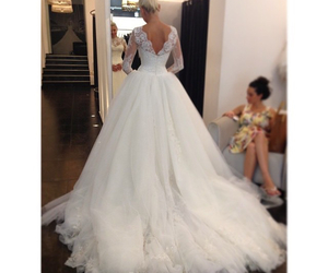 bride, beautiful, and classy image